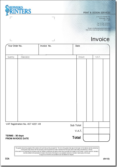 what is invoice